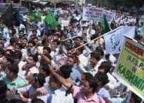 Desperate measures: Govt tries back-door route to J-K peace