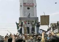 Thousands gather for separatist rally in Kashmir