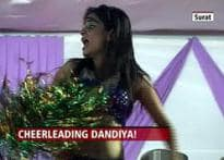 T20 to dandiya, cheer girls keep the spirits high