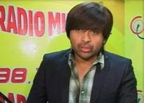 Himesh goes on a promotion spree for <i>Karzzz</i>