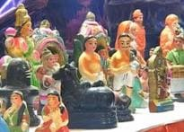 Madurai all dolled-up for Navratri celebrations