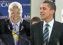 Watch: Unusual campaign follies, Obama and McCain