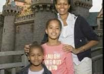 Obama kids move to White House, a drastic makeover