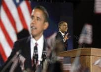 'RACE' OVER: OBAMA NEW US PRESIDENT