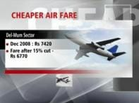 Domestic airlines to cut rates, Jet first off the block