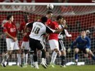 Manchester United survive spirited Derby fightback