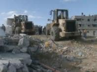 Watch: Take a closer look at the destruction in Gaza