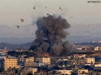 Leaflets warn Gazans to get out of harm's way