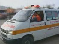 Watch: Paramedics struggle to reach hospitals in Gaza