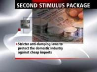 Govt to announce 2nd economy booster package on Sat
