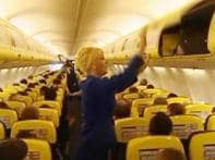 Now you may talk from your mobile while flying