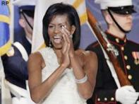 Michelle Obama perfects recipe as people's First Lady