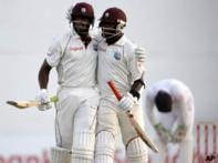 West Indies hold on for a dramatic draw