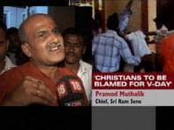 Ram Sene warns against celebrating Valentine's Day
