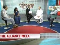Alliance arithmetic: The count is on for UPA, NDA