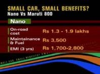 Maruti 800 or Nano: Find out which is a better choice