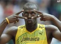 Usain Bolt's BMW crashes in Jamaica