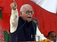 Advani's name missing from Gandhinagar voter list