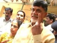 Watch: Naidu hopes to defeat the Congress