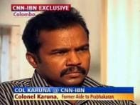 Prabhakaran's ex-aide wants to meet Gandhis