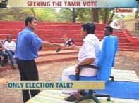 Tamil Nadu electorate debates Sri Lankan Tamil issue