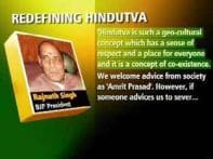 'Inclusive Hindutva' leaves BJP out in cold