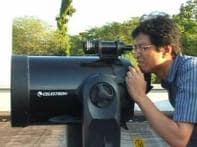Solar Eclipse: Star-gazers make a beeline for Bihar suburb