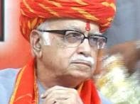 BJP in crisis, Advani yatra to cheer workers put off