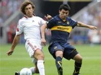 Boca Juniors get the better of AC Milan