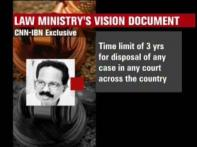 Law Ministry proposal may put justice on fast track