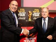 FIFA unveil Coca-Cola World Cup Trophy tour