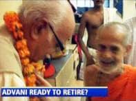 BJP plays down Advani's retirement plans