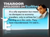 Cong isn't diplomatic, warns and scolds Tharoor