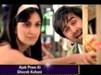 Watch: Song from <i>Ajab Prem Ki Ghazab Kahani</i>