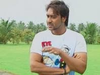 Didn't know anything beyond films, says Ajay Devgn