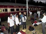 Watch: Naxals leave Rajdhani Express, passengers safe