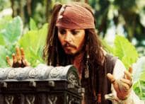 Johnny Depp is Hollywood's highest paid actor