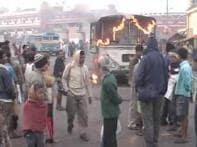 BJP calls for 12-hour Bengal shutdown, vandalise vehicles