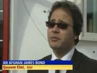 Watch: Meet the Afghan Bond secret agent Nijat