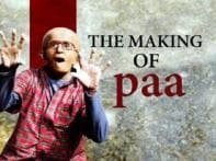 Watch: The making of Big B's <i>Paa</i>