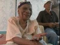 Woman aged 109 escapes out of rubble in Haiti