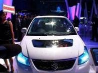 Auto giants launch green cars in India