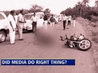 Was media right in shooting as cop bled to death?