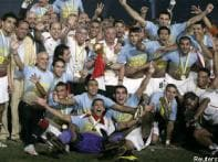 Egypt win African Nations Cup three years in a row