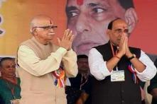 Advani blogs against Kashmir's autonomy