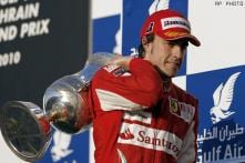 Alonso marks Ferrari debut with Bahrain victory