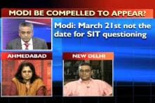 Should SIT force Modi to appear before it?