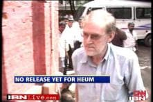 Will Heum to stay behind bars, for now