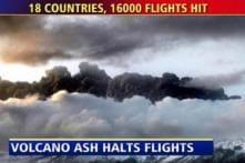 Iceland's volcano smoke disrupts air travel