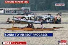 Sonia to visit Srinagar to inspect Dal Lake
